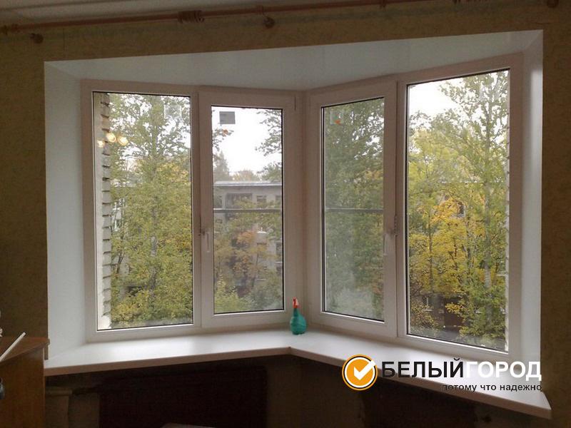 Фото объекта пластиковые балконные окна, москва, не указана,.